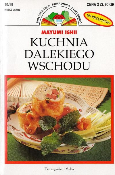 Kuchnia Dalekiego Wschodu Pdf Kuchni Roznych Narodow Przepisy Cuisineart Chomikuj Pl