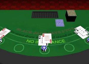 3D Blackjack Trainer Beta v1.0