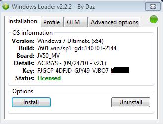 Windows 7 PROFESSIONAL SP1 OEM DELL PL 64 bity iso