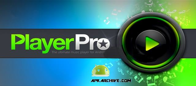 PlayerPro Music Player 384