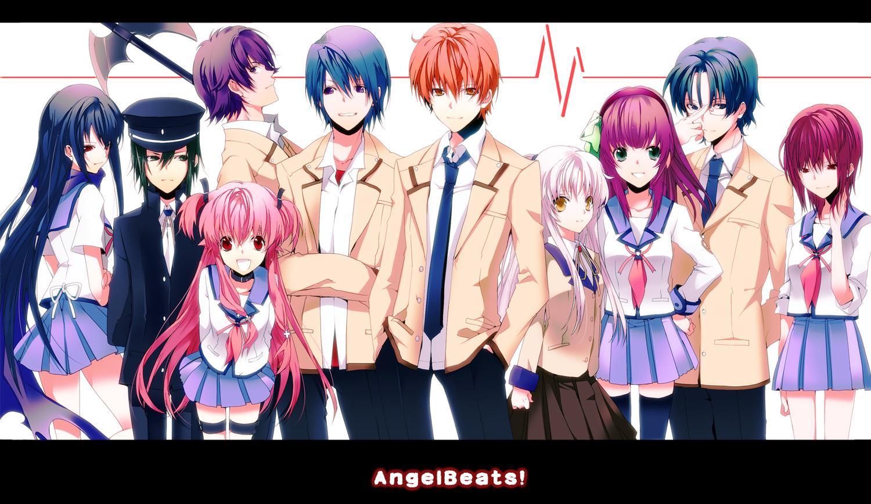 Angel Beats 720p