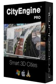 CityEngine Pro - _ PROGRAMY CAD - Budowle Architektura Geodezja