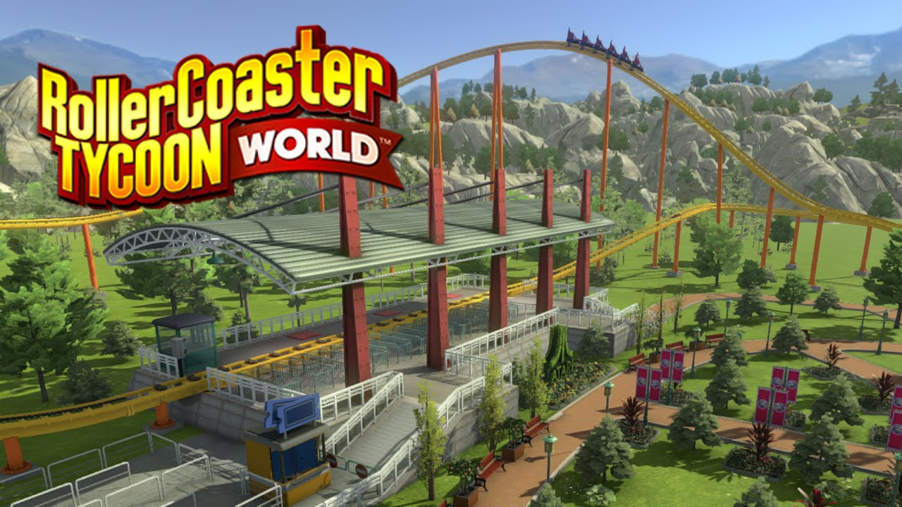 ROLLERCOASTER TYCOON WORLD DELUXE EDITION [2016] 3DM [PL