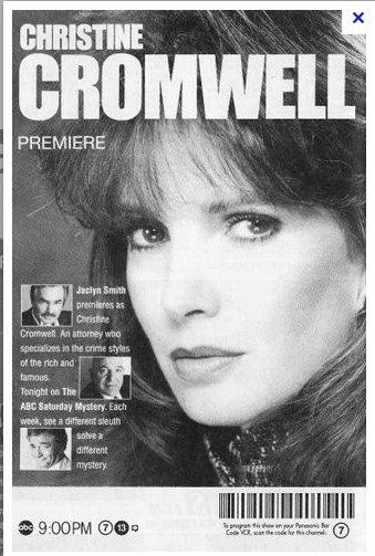Christine Cromwell [Ajout Format AVi]