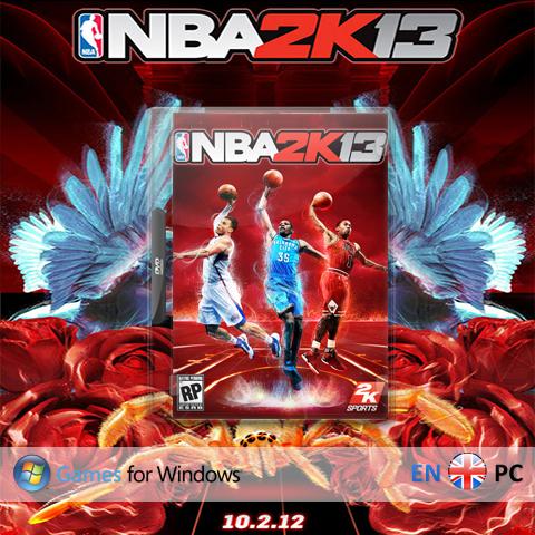 GRA NBA 2K13 PC CHOMIKUJ