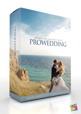 Prowedding Wedding Color Grades For Final Cut Pro X Mac Os 47 1 Mb