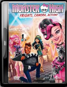 Monster High Strach Kamera Akcja - Chomikuj