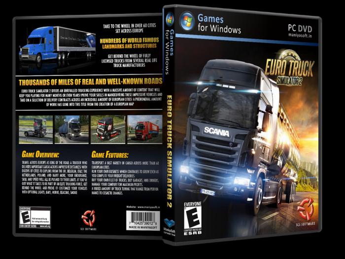 euro truck simulator 2 crack 1.3 chomikuj