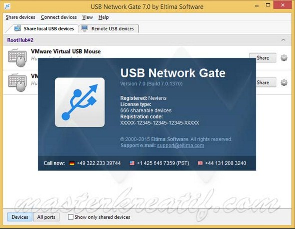 USB Network Gate 4 1 + activator - MAC - n_kristoff