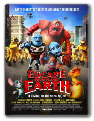 Escape from Planet Earth chomikuj