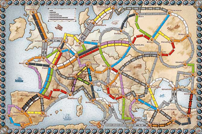 Ticket To Ride Pc Rar Ticket To Ride Kylo25 Chomikuj Pl