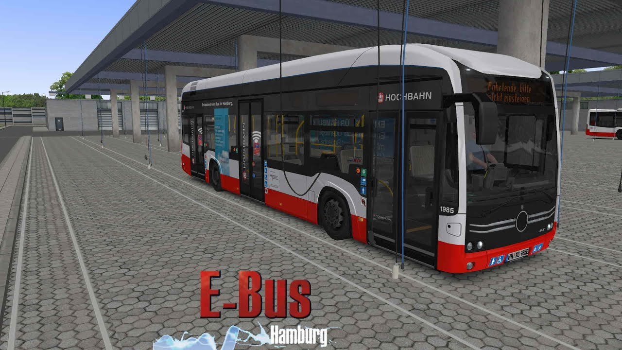 Bus 172 Hamburg