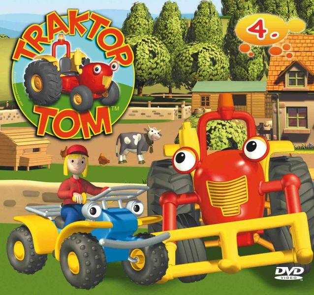 Traktor tom seria bajki odcinkowe anuulekk