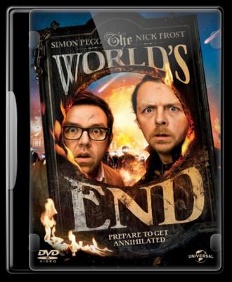 Koniec świata chomikuj (The World's End)